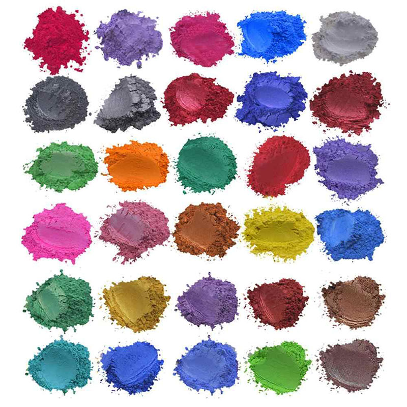 Resin Colors